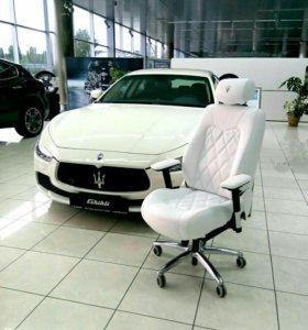 Кресло офисное (Maserati Quattroporte)