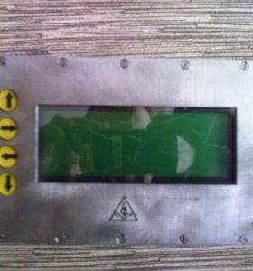 монитор для дизеля