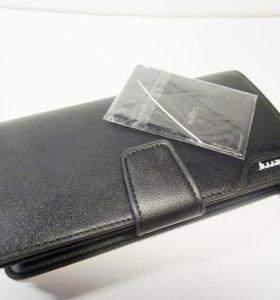 Мужское портмоне с ножом-кредиткой