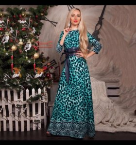 Новое платье )