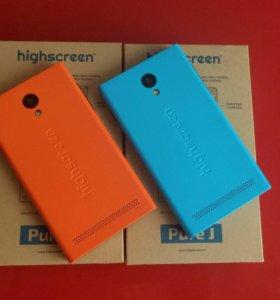 Highscreen Pure J 2-сим