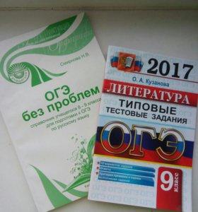 Подготовка к ОГЭ по русскому языку и литературе