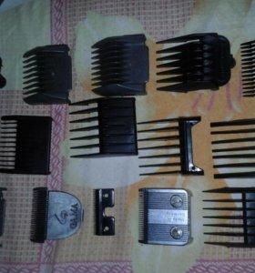 насадки и ножи для машинки