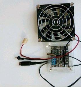 Система охлаждения для аквариума автоматическая.