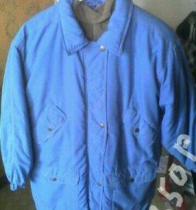 Куртка весна осень р 48-50