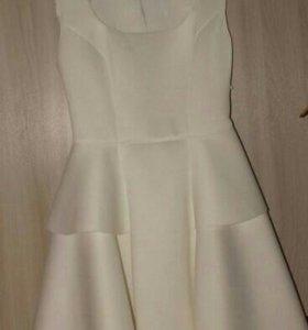 Новое неопреновое платье