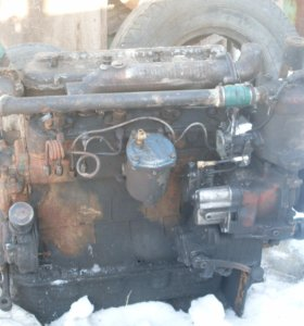 Двигатель МТЗ 50