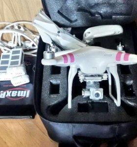 Квадрокоптер DJI Phantom 2 Vision+ V3.0