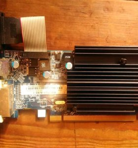 Видеокарта HD 6450 1 ГБ