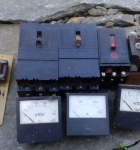 Автомат.выключатель 3 фазный