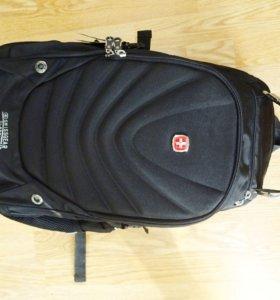 Качественный и комфортный рюкзак SWISSGEAR