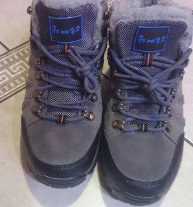 Новая зимняя обувь