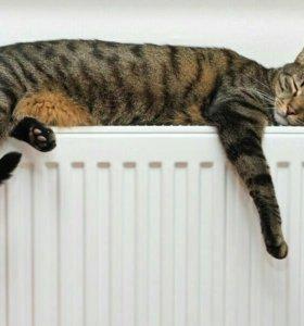 Отопление, ремонт,монтаж