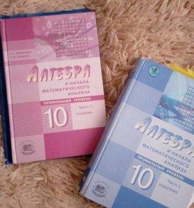 Алгебра и начала математического анализа (профил)