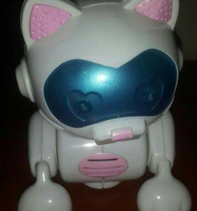 Кот робот игрушка