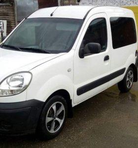 перевозка на грузопассажирском авто RENAULT KANGOO