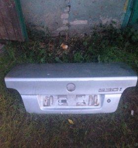 Крышка багажника bmw e39 бмв е39