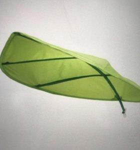 ЛЭВА полог, зеленый. IKEA.