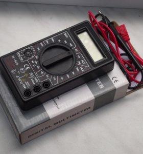мультиметр цифровой М-832