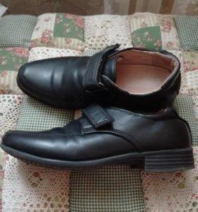 Ботинки примерно на 5-6 лет