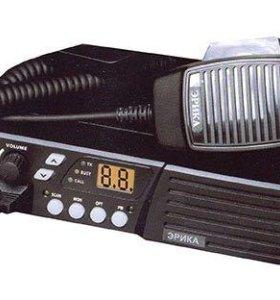 Радиостанция автомобильная Эрика-201