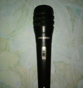 Микрофон HYUNDAI