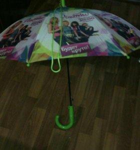 Зонтик для девочки новый