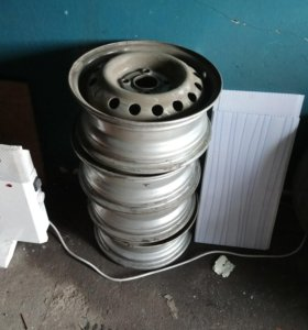 Штампованные диски