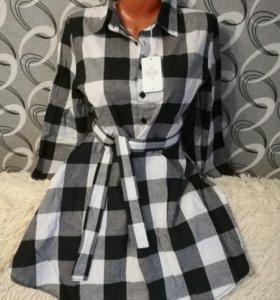 Туника-платье 👗