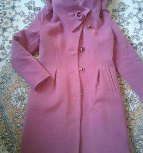 Пальто осень- зима,оочень теплое
