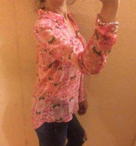 Рубашка Mango блузка