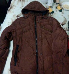 Куртка зимняя, 52р