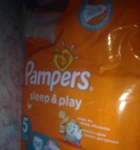 Памперс sleep and play