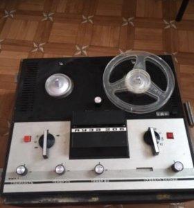 Бабинный магнитофон