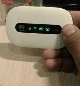 3G/Wi-Fi роутер Huawei E5220