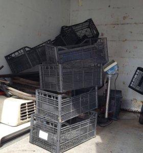 Пустые ящики (цена за 1 шт)