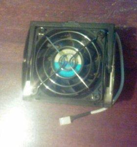 Кулер Spire 9t236b1m3g Silent процессор кулер.