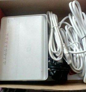 Wi-Fi роутер домашний интернет комплект DlR-615