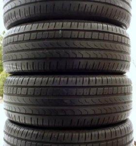 Шины бу 4 шт 205/55/16 Pirelli P 7 Cinturato