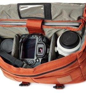 Новая стильная фотосумка, Tenba Large Photo/Laptop