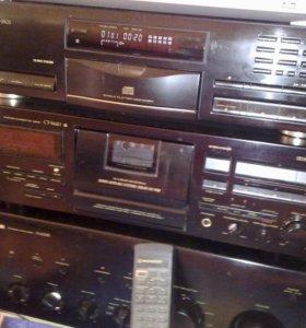 проигрыватель cd pioneer pd-s502