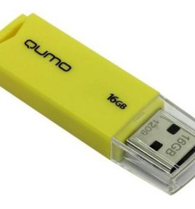 qumo Tropic 16Gb Yellow