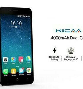 Leagoo kiicaa Сканер, Мощная батарея4000а/ч