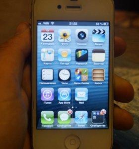 iPhone 4S 64Gb iOS 6.1.3