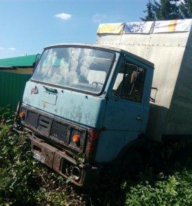 МАЗ-5337,фургон
