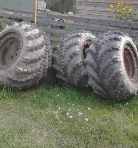 колёса арочные