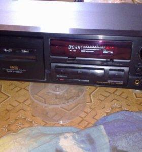 кассетная дека AIWA AD-S750