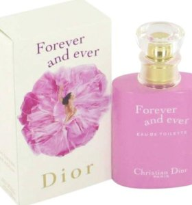 Christian Dior Forever and Ever Woman edt 50ml