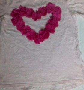 Блузка для девочки.