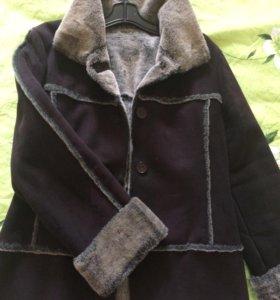 Куртка осенняя 42размер